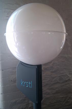 Krstl sphere protottype